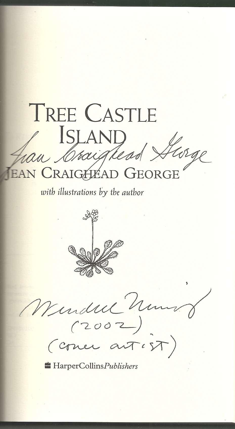 Tree Castle Island, George, Jean Craighead