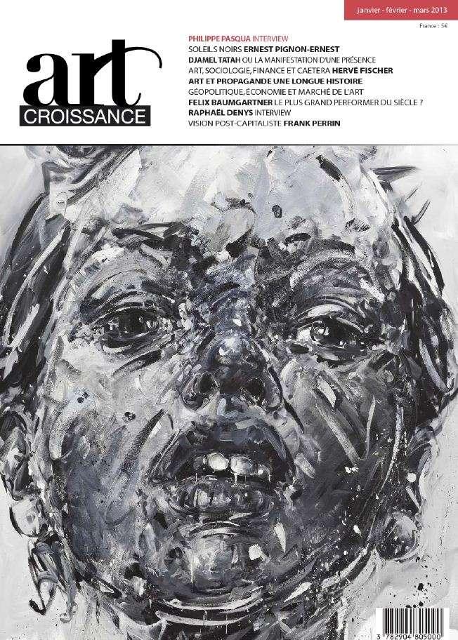 Art Croissance N°6 Janvier à Mars 2013