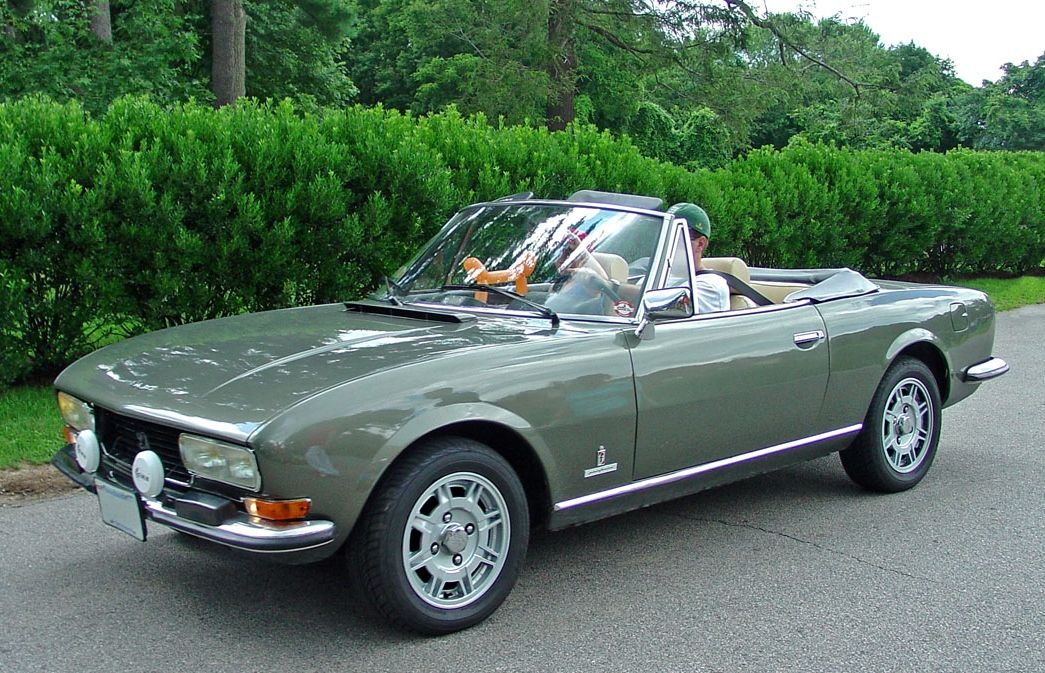 peugeot 504 cabriolet car for sale today. Black Bedroom Furniture Sets. Home Design Ideas